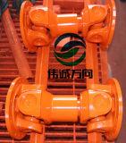 短いデザインのISOによって証明されるSWCのCardanシャフト