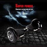 10のインチのオフロード2つの車輪の電気自己のバランスをとるスクーター