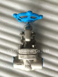 800cl Handwheel Forged Steel Globe Valve