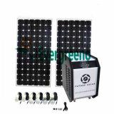 Sistema solar da alta qualidade para fora do sistema de gerador Home solar da energia da potência da grade