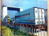 Safeway 시스템 Fast Scan x Ray Cargo Scanner 재배치할 수 있는 Container 또는 Vehicle Inspection System Drive Through Type