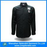 Chemises occasionnelles de Mens de vêtement de la Chine de mode de chemisiers en gros de modèles neufs