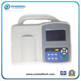 3 машина сенсорного экрана ECG/EKG канала с сенсорным экраном