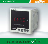 Dm96-Iframe Size 72*72mm Factory Price Einzelner-Phase LED Display WS Digital Ampere Meter, für Industrial Use