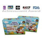 Biscuit Shaped animal de saveur du lait pour des enfants