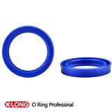 Guarnizione di gomma di applicazione dell'asta cilindrica con su flessibile per il cilindro
