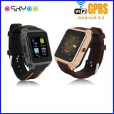 WiFi GPRS Highquality Smart Android Phone Watch de 3G WCDMA