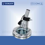 Vidrio de vista con brida con lámpara Fuente de alimentación de carga AC110V