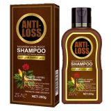Шампунь 200ml волос потери внимательности волос Tazol анти-