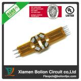 Carte de circuit de câble de FPC sculptée par doigt