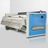 De volautomatische Industriële Bladen die van de Was van de Wasserij Machine vouwen
