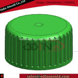 4 cavidade Injection Mold para Bottle Cap