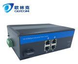 interruptor do Ethernet do ponto de entrada 4UTP de 10/100M com alta qualidade (IM-PS044FE)