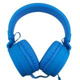 Cuffie stereo promozionali di alta qualità con il marchio su ordinazione