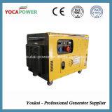 Petit groupe électrogène diesel silencieux électrique monophasé 10kVA