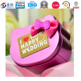 Loving Pink Wedding Gift Boxes Set Jy-Wd-2015121403