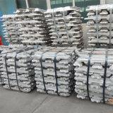Lingote de alumínio 99.90% 99.85% 99.70% 99.60% 99.50%