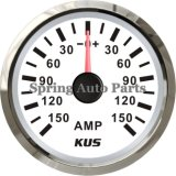 Популярные 52mm Ammeter AMP Gauge с Sensor +/-150A с Backlight