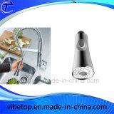 Singolo risparmio dell'acqua del rubinetto per l'acquazzone della mano della cucina
