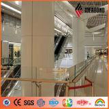 Comitato di alluminio composito del poliestere della scheda di marchio del negozio del cinese (001)
