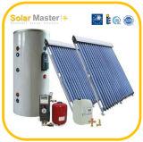2016 nuevo tipo calentador de agua caliente solar de la presión