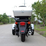 El adulto 150cc 200cc 300cc EPA aprobó la vespa de Mptorcycle de tres ruedas