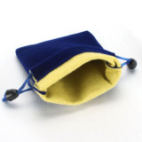 High Quality Small Flat Velvet Phone Bag (CVB-1110)