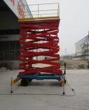 Plataforma de trabajo aéreo hidráulica móvil