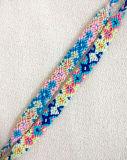 De met de hand gemaakte Kleurrijke Armband van Bohemen van het Patroon Exotische