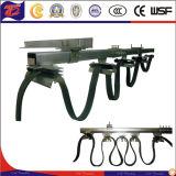 Système de feston d'acier inoxydable pour la grue