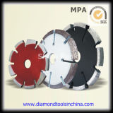 Diamante Tuck Point Blades para Marble Granite Stone Cutting con Good Working Efficient