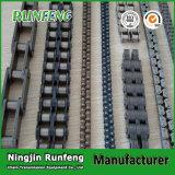 Chaîne de boîte de vitesses d'acier inoxydable de constructeur, chaîne de convoyeur de machines