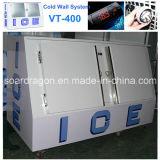 Slant ящик льда кубика Merchandiser льда дверей с емкостью запоминающего устройства 960lbs. льда