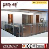 지붕 발코니 Frameless 유리제 난간 (DMS-B2123)
