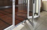 Portelli di alluminio d'profilatura del blocco per grafici residenziale massimo di apertura