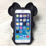 iPhone4GS/5g/6g Plusのための3D Cartoon Soft Silcion Phone Case