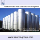 100mt Stainless Steel Tank Container Storage Tank T-29