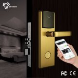 Remote Control (BW823SC-T)를 가진 케이블 Network Mifare Card Door Lock
