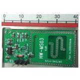 10.525GHz Microondas techo del sensor de movimiento de la luz (HW-MS03)