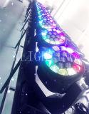 Indicatore luminoso capo mobile del grande occhio dell'ape del LED 19pcsx15W con lo zoom