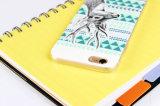 연약한 TPU 주문 패턴 iPhone 셀룰라 전화 상자