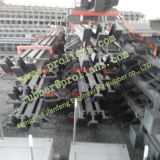 Aufbau Rubber Strip Bridge Expansion Joint (Made in China)