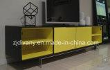 Da HOME moderna do estilo de Divany gabinete de madeira do aparelho de televisão do gabinete (SM-D42)
