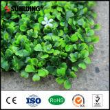 Цветок UV загородки сада предохранения дешевой зеленой пластичный засаживает сбывание стен