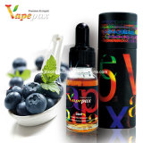 Líquido jugoso disponible de DIY E, varios sabores