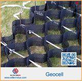 Vegetación de retención pendiente del canal de Protección de plástico HDPE Geocell