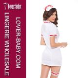 Kostuum van de Verpleegster van Halloween het Sexy Buitensporige (L1384)