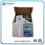 Tre macchina dello schermo attivabile al tatto ECG/EKG della Manica con lo schermo attivabile al tatto