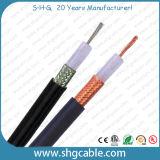Le ce RoHS se conforment Mil-C-17 au câble coaxial de liaison Kx8