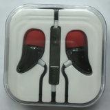 Geschenk-Förderung-heißer Pfeffer-Stereoplastikkopfhörer für Handy